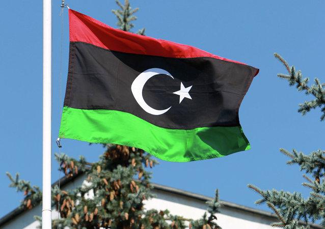 علم ليبيا
