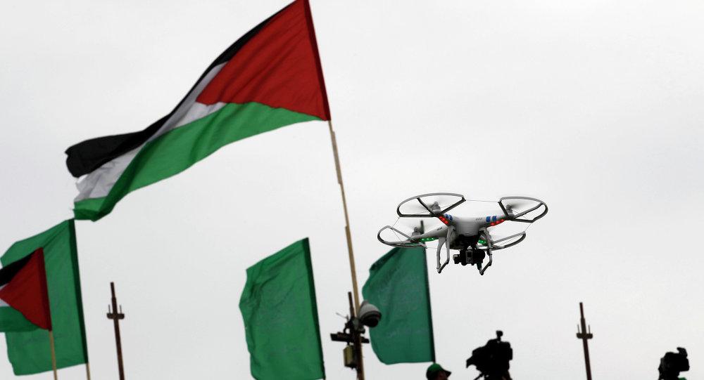 أعلام فلسطين والقسام