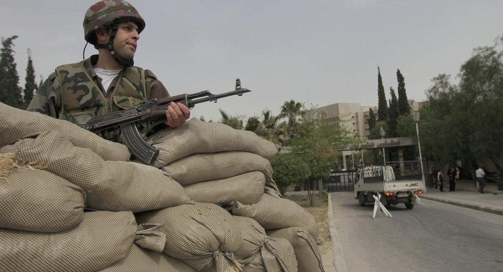 النزاع السوري