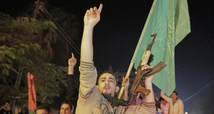 حركة حماس الفلسطينية