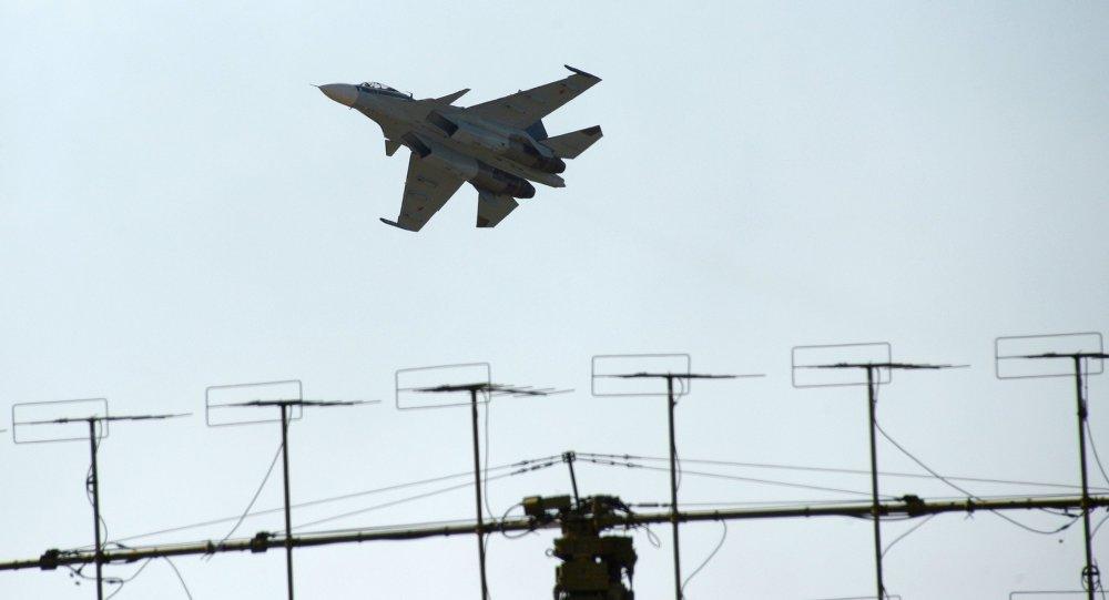 قاعدة تابعة للقوات الجوية الروسية