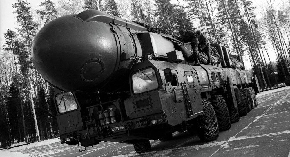 صاروخ توبول ام