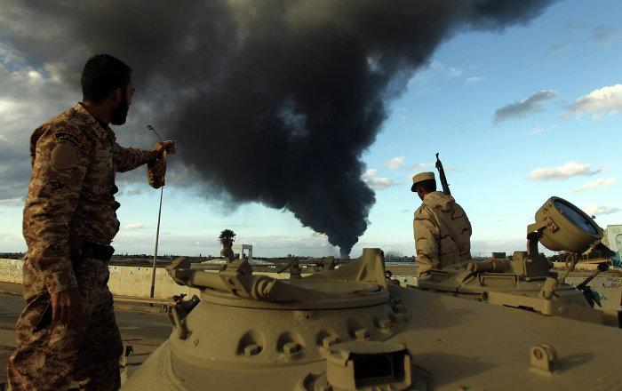قيادة-الجيش-الليبي-تكشف-تفاصيل-سيطرتها-على-حقل-الشرارة-النفطي