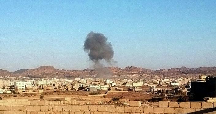 إنفجار في اليمن
