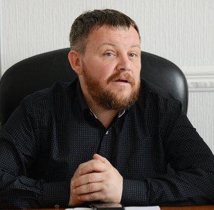 أندري بورغين، رئيس مجلس الشعب لجمهورية دونيتسك