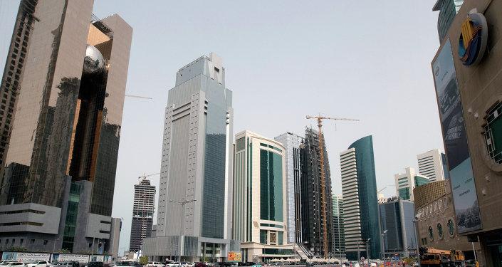 دوحة عاصمة قطر