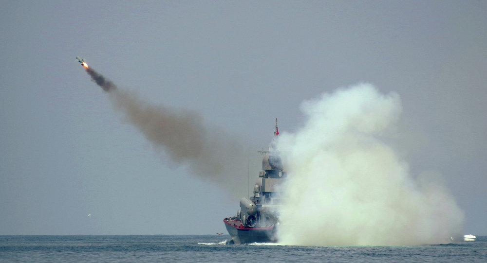 تدريبي بحري في سيفاستوبول