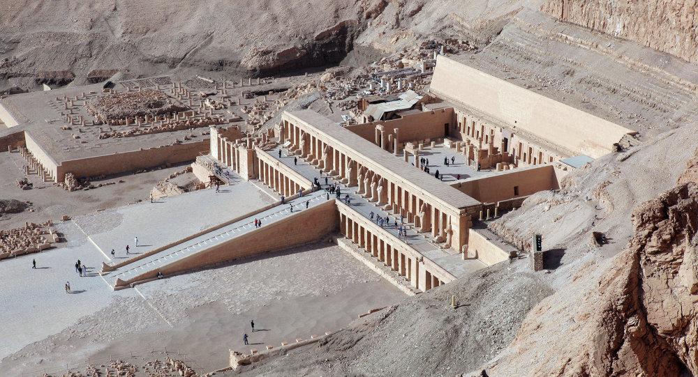 آثار الأقصر في مصر