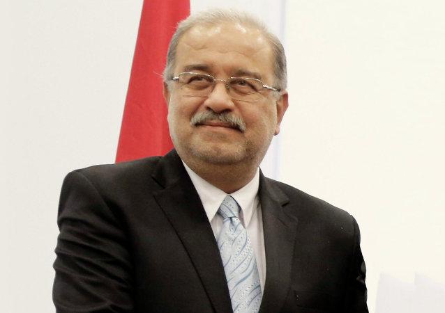 شريف إسماعيل