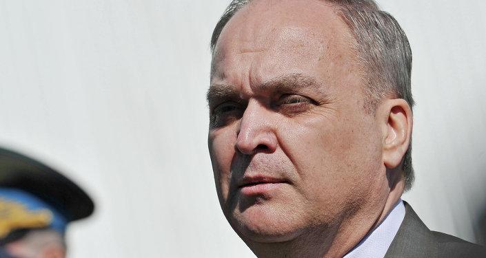أناتولي أنتونوف السفير الروسي في الولايات المتحدة