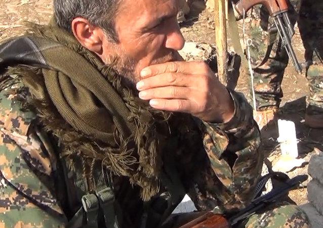 الأكراد يستعيدون السيطرة على قرية تل خميس