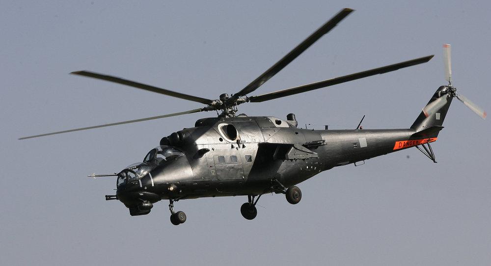 المروحية الهجومية