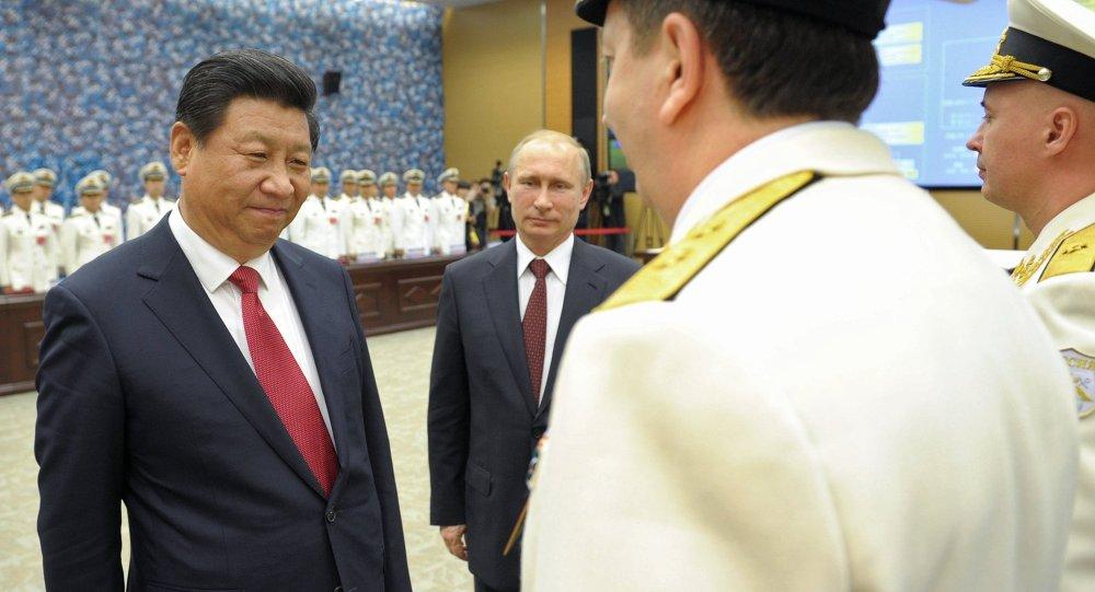 زيارة الرئيس الروسي فلاديمير بوتين إلى جمهورية الصين الشعبية 20/5/2014