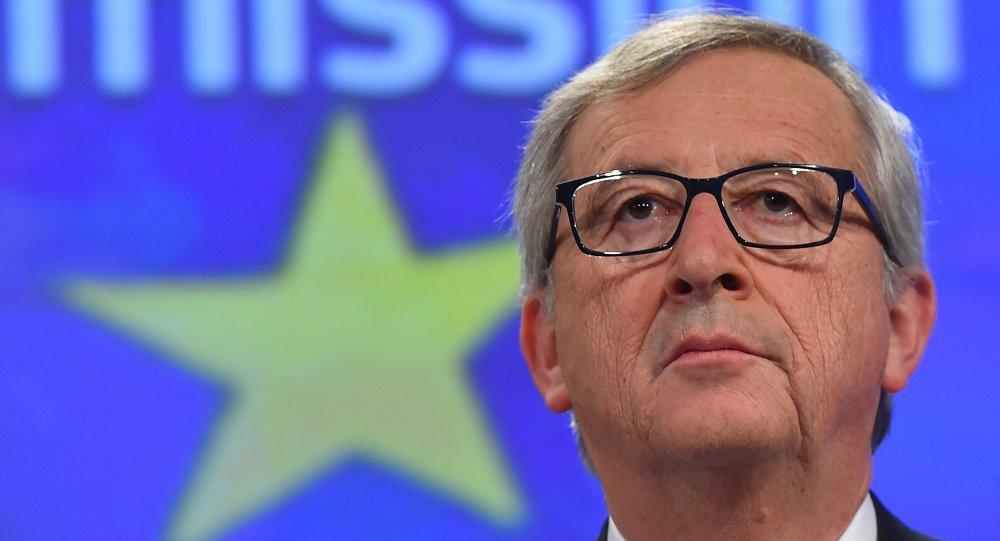 جان كلود يونكر، رئيس المفوضية الأوروبية