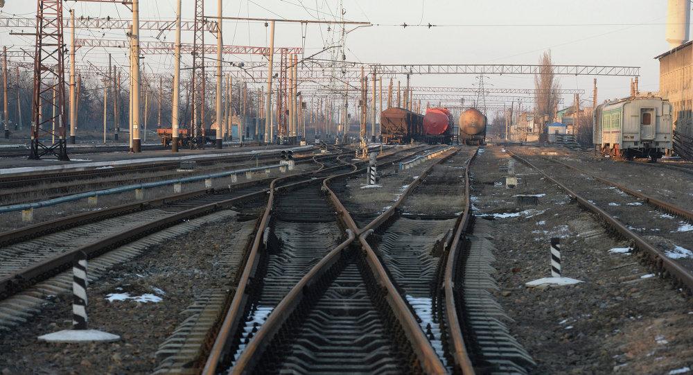 محطة ديبالتسيفو للسكك الحديدية