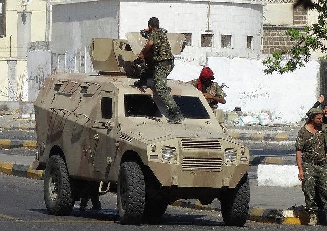 مدينة عدن بجنوب اليمن