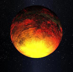 كوكب مجهول