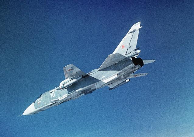 قاذفة سو-24