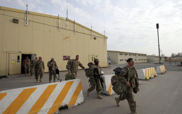 انفجار في قاعدة عسكرية أمريكية في اليابان