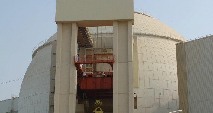 المحطة النووية الإيرانية بوشير