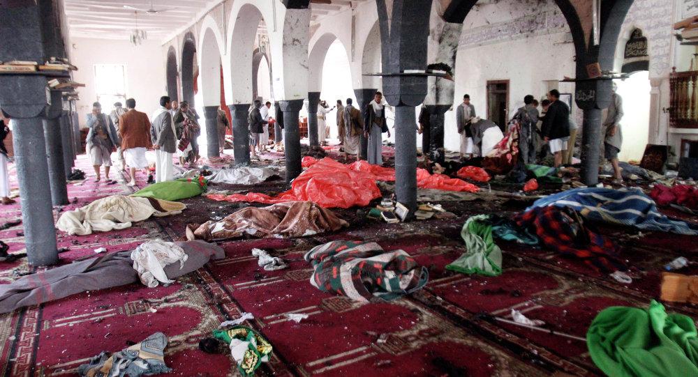 تفجيرات صنعاء