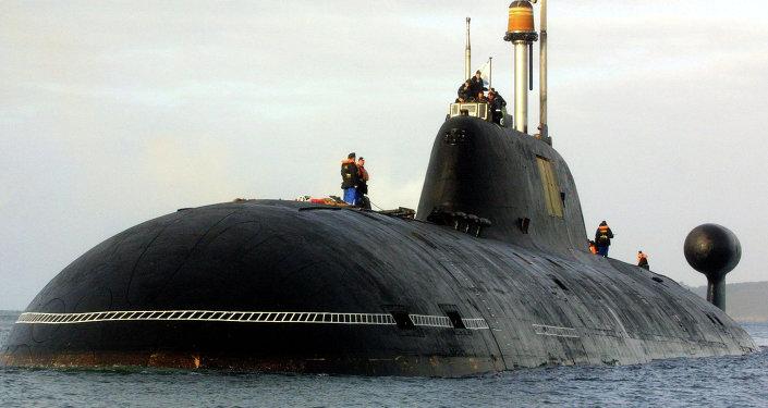 الغواصة الروسية أكولا (القرش)