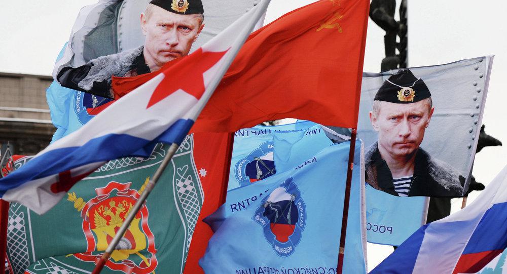 احتفال القرم باستعادة الهوية الروسية