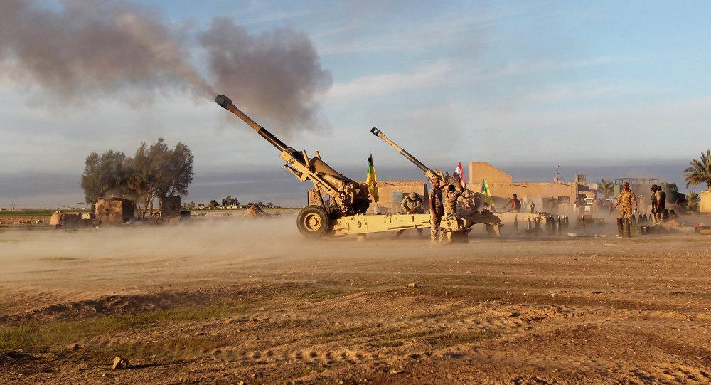 قوات شيعية عراقية