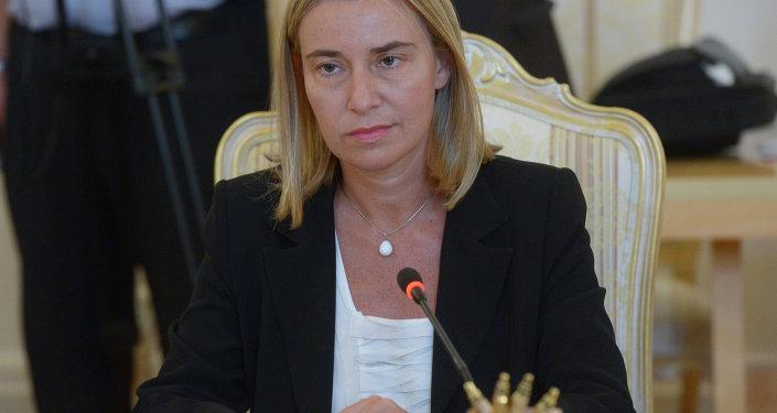 فيديريكا موغيريني