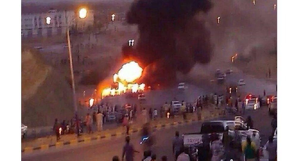 السعودية وحلفاؤها يشنون هجوما جويا على مواقع الحوثيين في اليمن