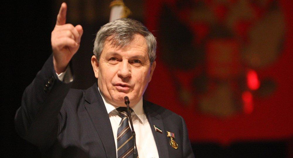 دوكوفاخا عبد الرحمنوف، رئيس البرلمان الشيشاني