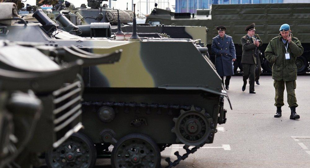 صناعة الدفاع الروسية