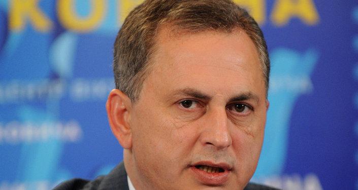 بوريس كوليسنيكوف، نائب رئيس حزب المناطق الأوكراني