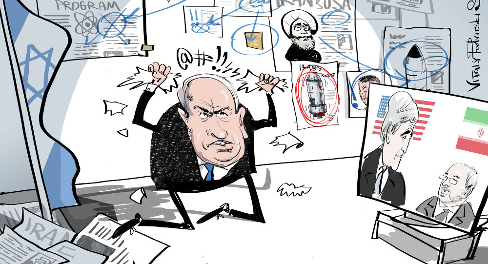 خوف إسرائيل من الاتفاق النووي إيران والولايات المتحدة
