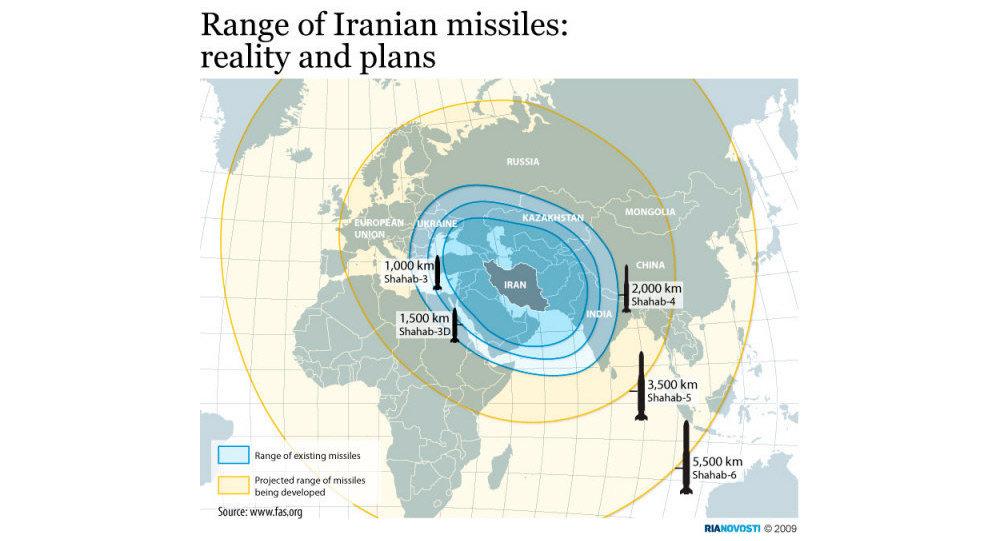 هل تستطيع إيران ضرب أوروبا بالصواريخ؟