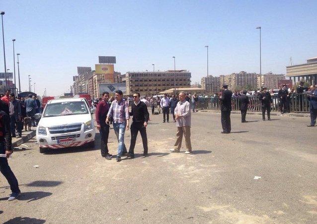 تفجير القاهرة