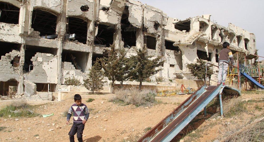 الوضع في سورية