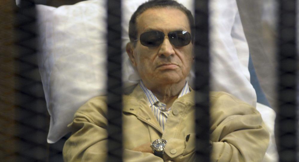 حسني مبارك
