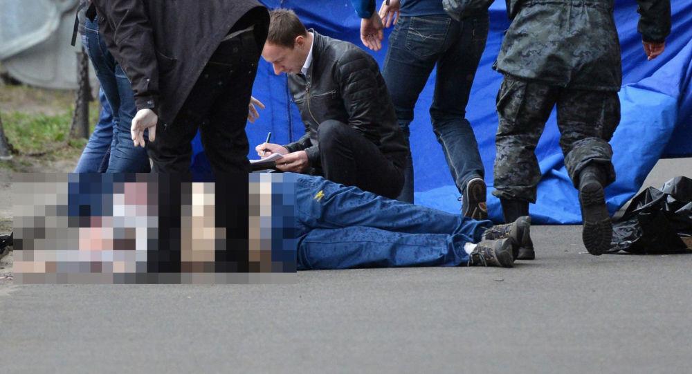 أوكرانيا: اغتيال صحفيين وسياسيين معارضين