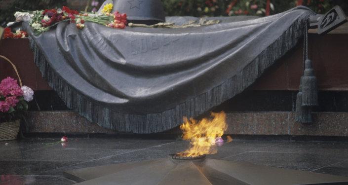 قبر الجندي المجهول في موسكو