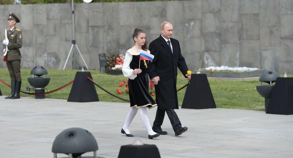 بوتين في يريفان