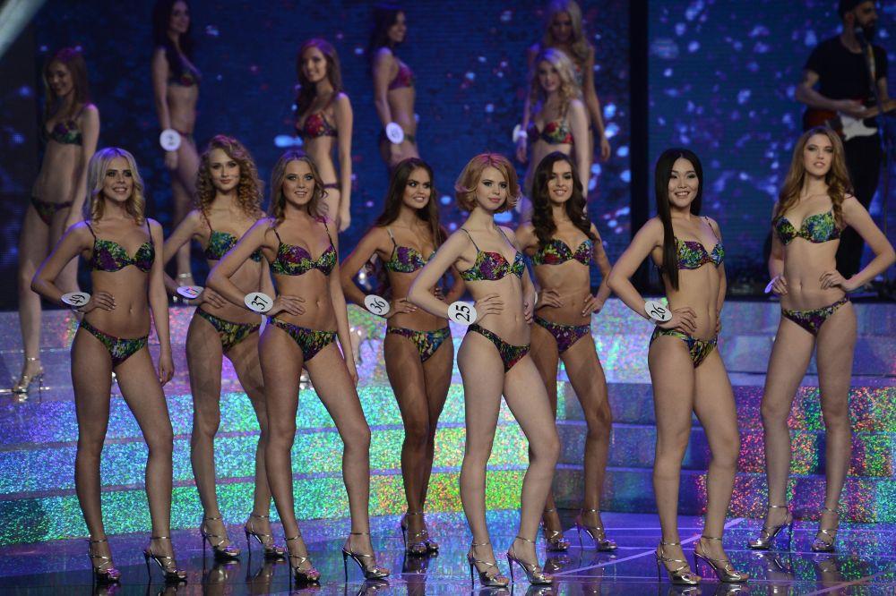 نهائيات المسابقة الوطنية ملكة جمال روسيا 2015