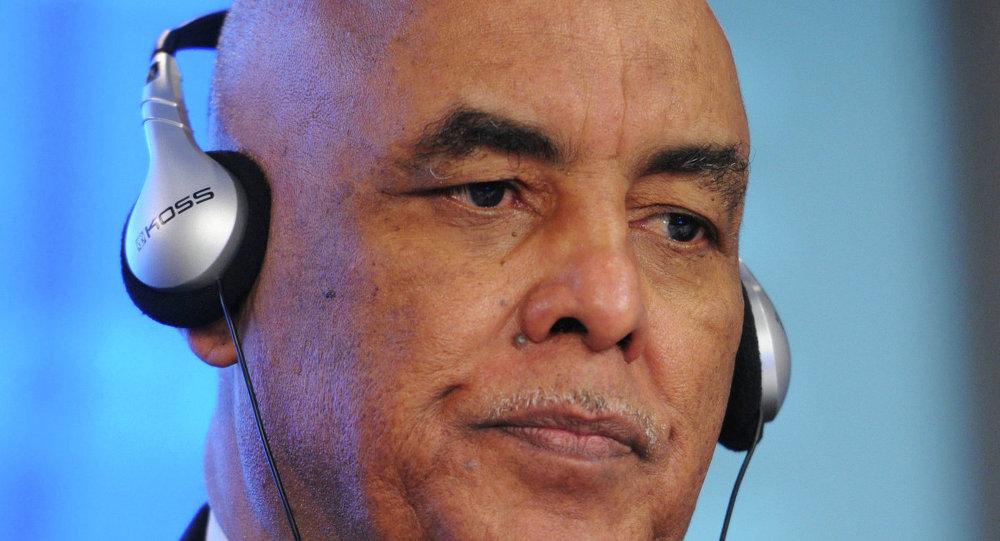 السفير السوداني في موسكو