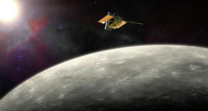 مركبة ناسا تصطدم بكوكب عطارد القريب من الشمس