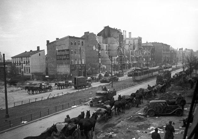 برلين عام 1945