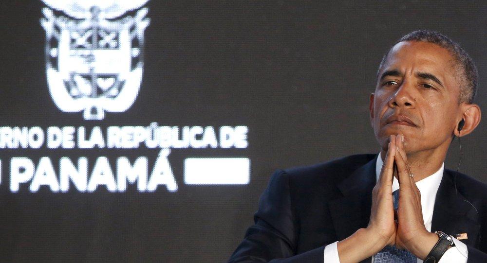 باراك أوباما، رئيس الولايات المتحدة الأمريكية