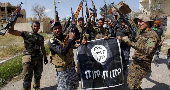 قوات الأمن العراقية ومقاتلين الشيعة