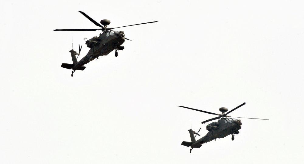 AH-64E آباتشي