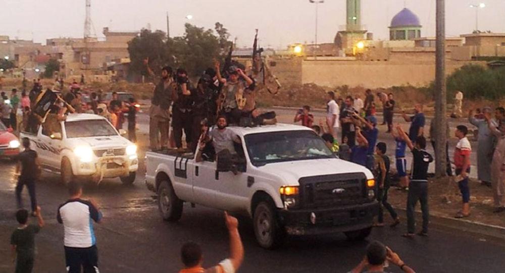 داعش في الموصل في العراق