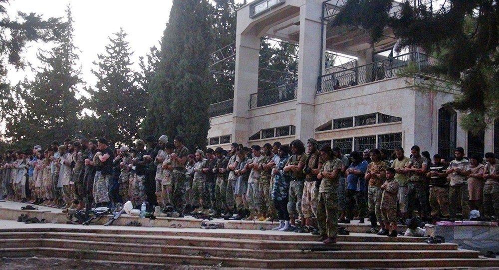 المعارضة السورية - الجيش الحر